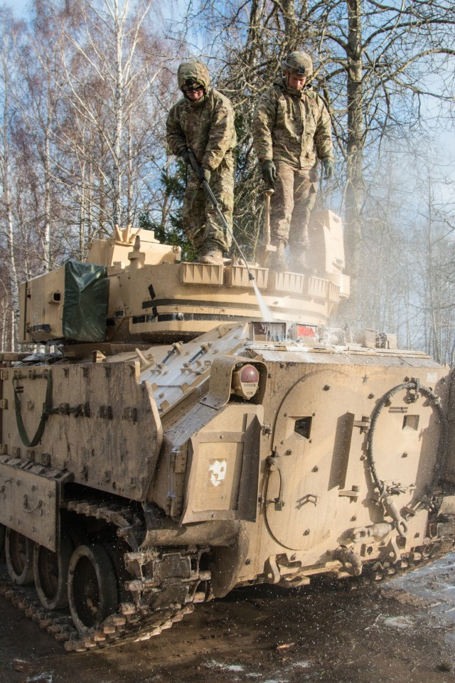 European Activity Set turn-in officially underway in Lithuania