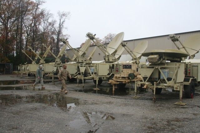 WIN-T network upgrades: Smaller kit, increased capability