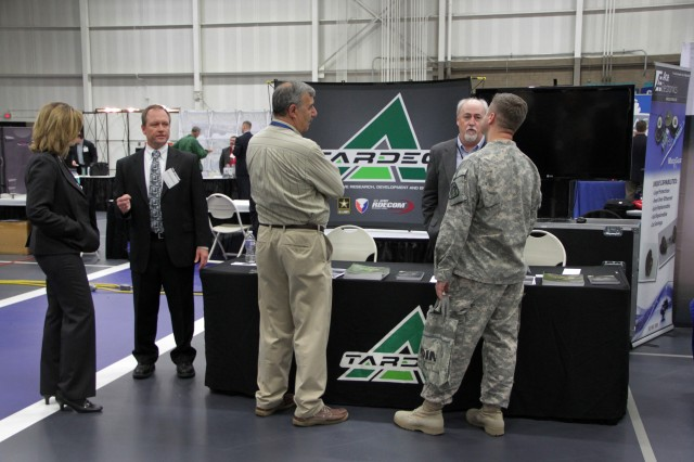 TARDEC Collaborates With Defense Industry OEMs During GVSETS
