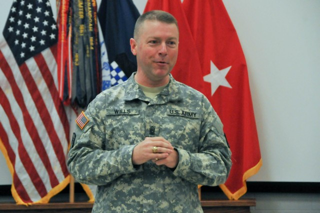 The U.S. Army Reserve announced the selection of the interim command sergeant major of the Army Reserve.