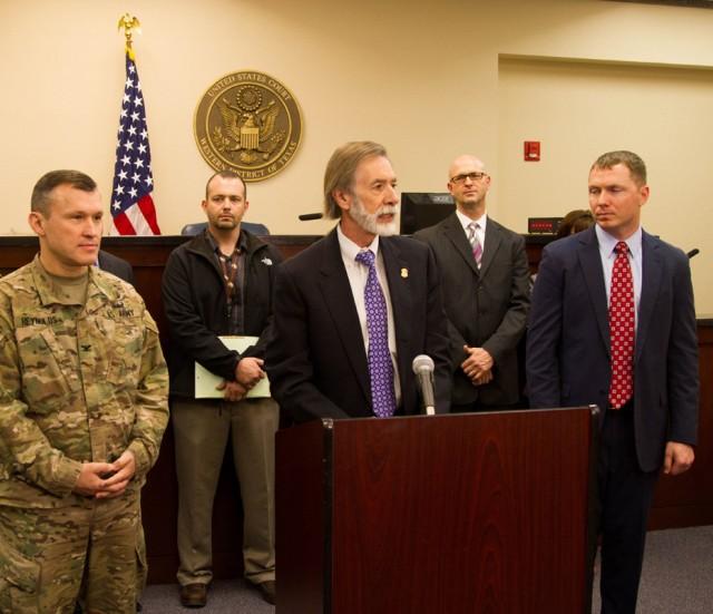 Veterans Court pilot program to start on Fort Hood