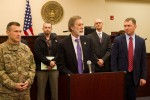 A Veterans Treatment Court, the first of its kind located on a major military...