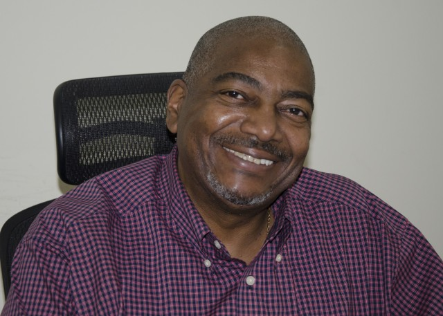OPM-SANG Contracting Deputy Director Vernon Cooper