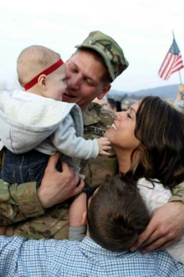 Living the Army values: Respect; 412th TEC Soldier exemplifies respect with Army, unit, family