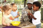 Using MilitaryChildCare.com, you can find comprehensive information on child care programs worldwide, conduct a customized search for the care you need, and submit a request for care at any time and from any location.