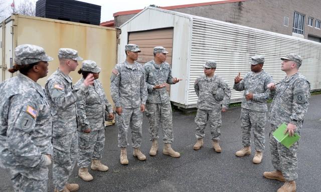 North Carolina Guard tests storm response