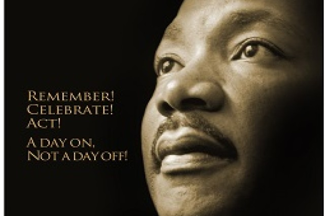 Dr. Martin Luther King, Jr. Day. Department of Defense Office of Diversity Management and Equal Opportunity.