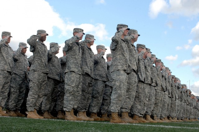 The 30th Armored Brigade Combat Team had a history making day, here, on Jan. 10, 2016. Old Hickory soldiers were part of a ceremony for the creation/ reorganization of the 30th Special Troops Battalion (STB) into a brigade engineer battalion; the 236th Brigade Engineer Battalion (BEB).