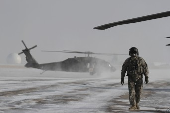 Colorado Army Guard conducts blizzard response exe
