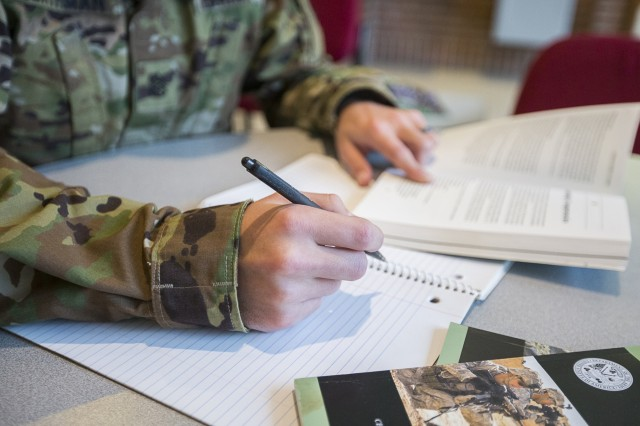 Service members, veterans and military retirees have a number of financial aid options they may be qualified for beyond military service-provided tuition assistance, according to Joint Base Myer-Henderson Hall Education Center officials.