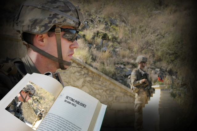 The best way for Soldiers to share experiences is to publish them, says the deputy director of the new Army Press, which has combined staffs of the Military Review journal with the Combat Studies Institute, online publishing and a new iBooks team.
