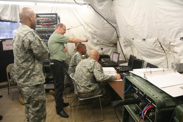 As part of Network Integration Evaluation 16.2 this spring, the Army plans to operationally evaluate newly enhanced and simplified network operations tools sets that make it easier for Soldiers to manage the vast tactical communications network that spans the battlefield.