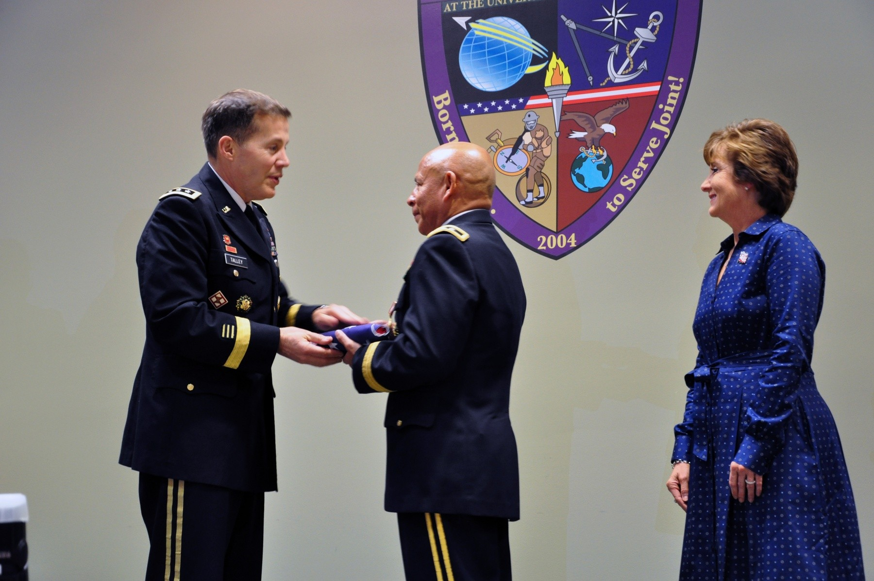 US Army Reserve chief of staff honored in military/civilian