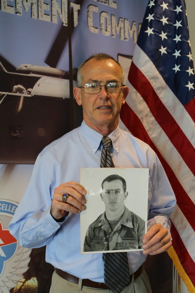 Ret. Lt. Col. Tom Fluker