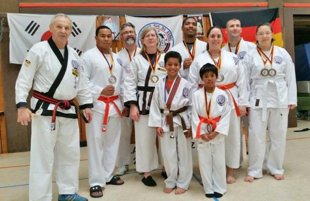 Martial arts students gain self-defense skills, confidence