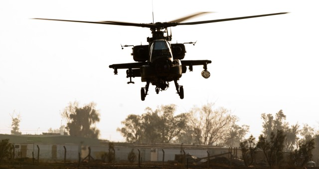 Guard should retain Apaches, force must stand at 980K, commission says