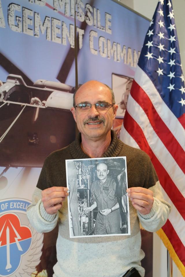 Ret. Staff Sgt. Wendell Kelley