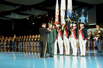 Colombian National Army Commander transfers authority of the Conference of American Armies