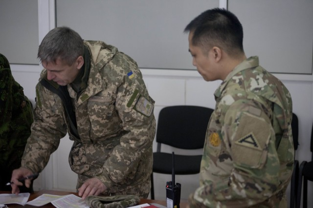 JMTG-U works with Ukrainian military leaders to improve range safety and operations