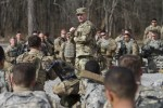 Dailey inspires new generation of Soldiers
