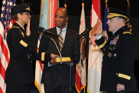 Army surgeon general receives third star