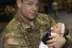 Soldiers of 4th Battalion, 31st Infantry Regiment 'Polar Bears' return home from Afghanistan