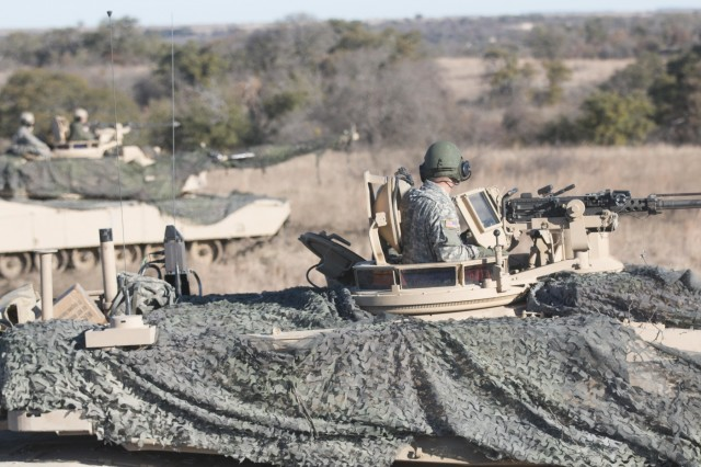 Cavalry unit trains with 82nd Airborne