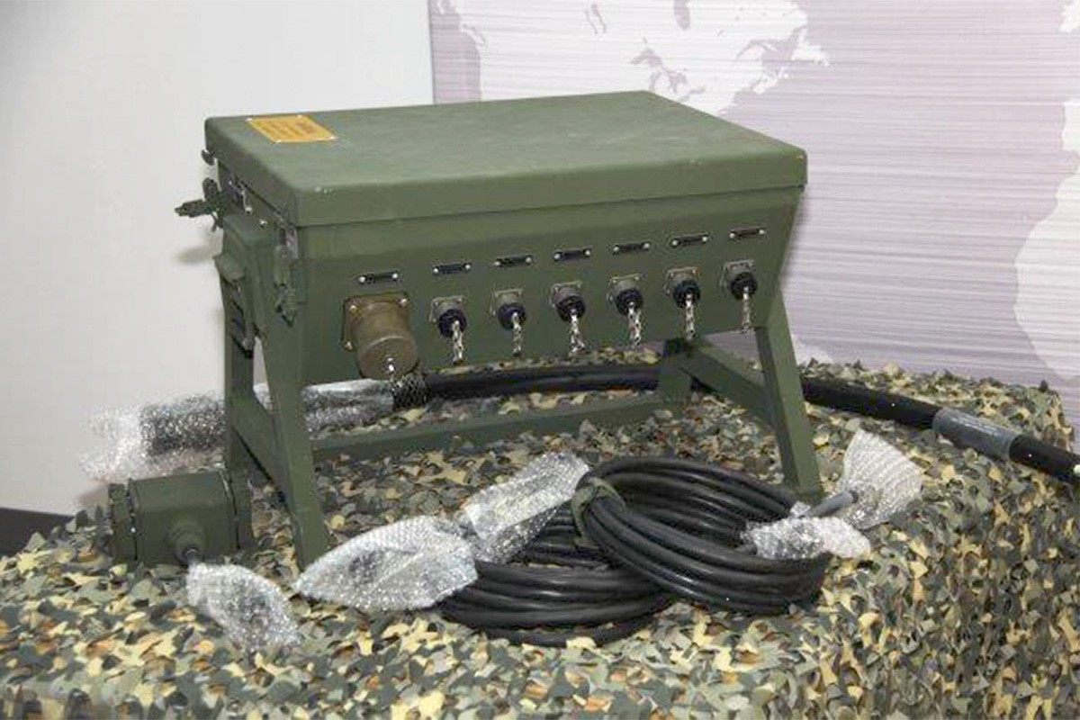 feeder panel electrical  | army.mil
