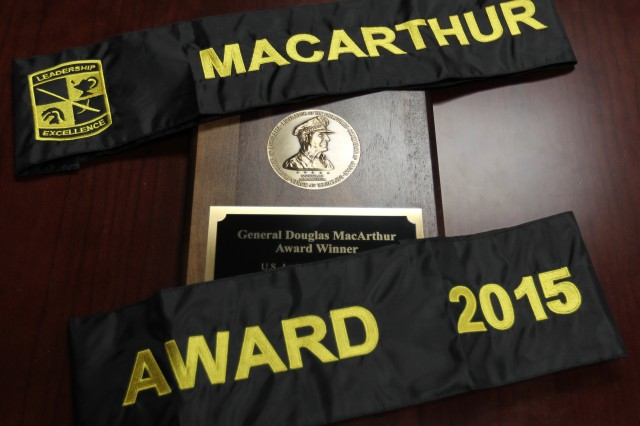 The U.S. Army Cadet Command announced today the eight winners of the MacArthur Awards for the school year 2014-2015.
