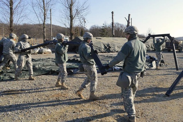 Sustaining the alliance: Combined Army logistics in the