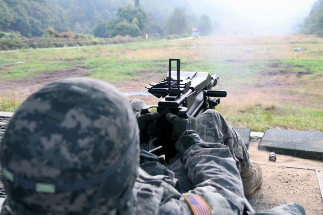 The Korean theater of operations is the proving ground for sustainers