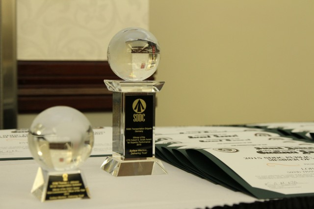 SDDC Excellence Awards and Trophies