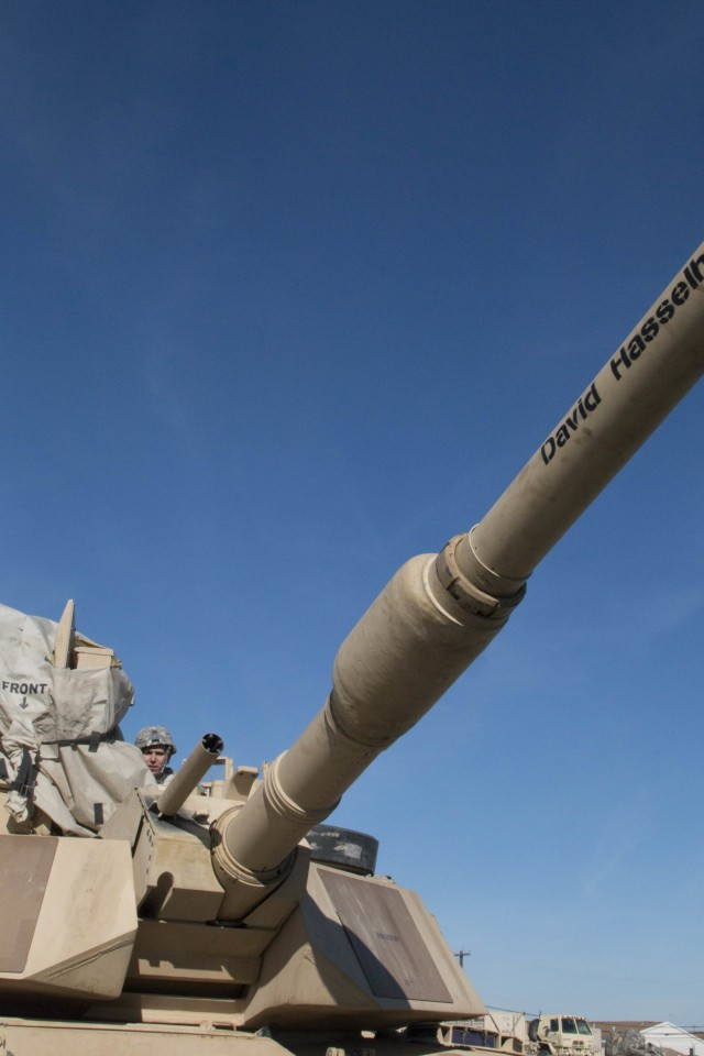 Cavalry Brigade Combat Team assumes new design, transition nearly complete