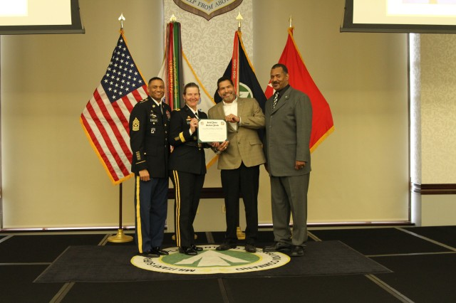 Miguel Jimenez - SDDC Terminal Operations Civilian Manager of the Year