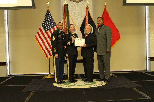 Larry Lawrence - SDDC Terminal Operations Civilian of the Year