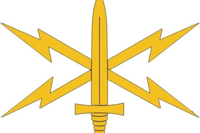 Army Cyber Branch insignia