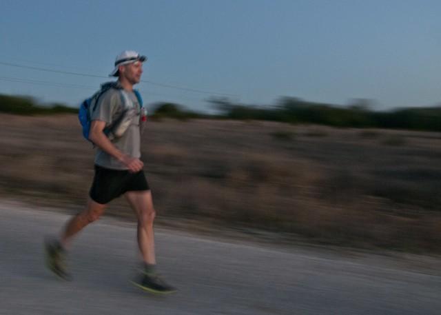 A marathon a day