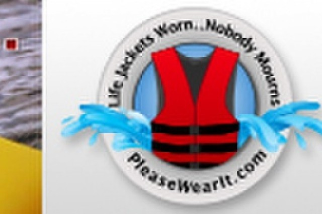 """Life Jackets Worn... Nobody Mourns"" campaign."