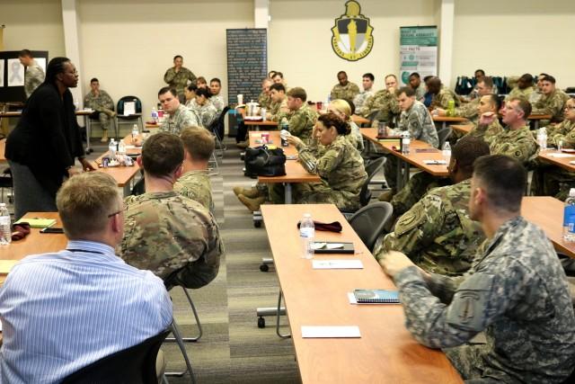 USASOC SHARP workshop