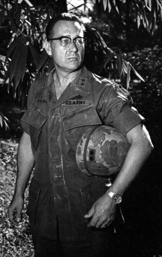Maj. Gen. Keith L. Ware