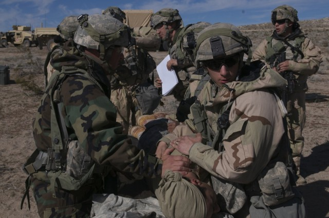 Greywolf units stick together, support each other