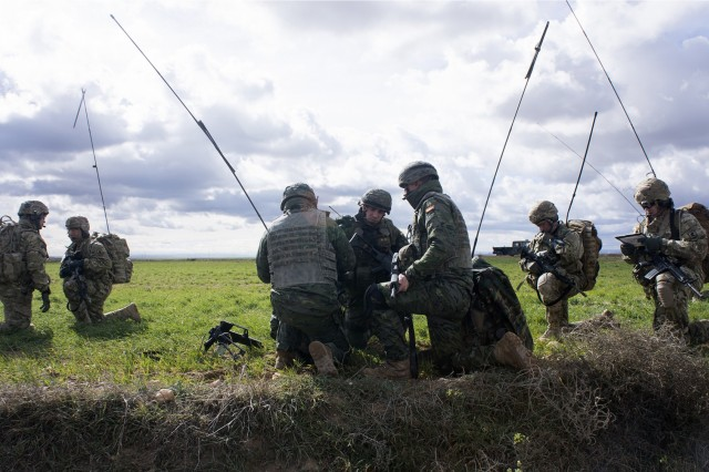Exercise Sky Soldier 16 kicks off in Spain | Article | The ...