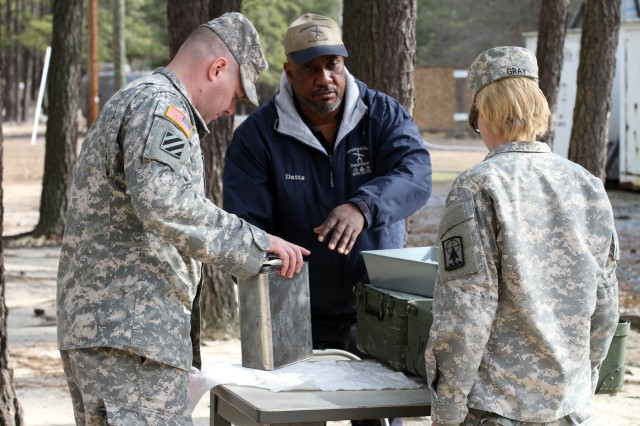 A former Soldier's lifelong devotion to 'fueling the fight'