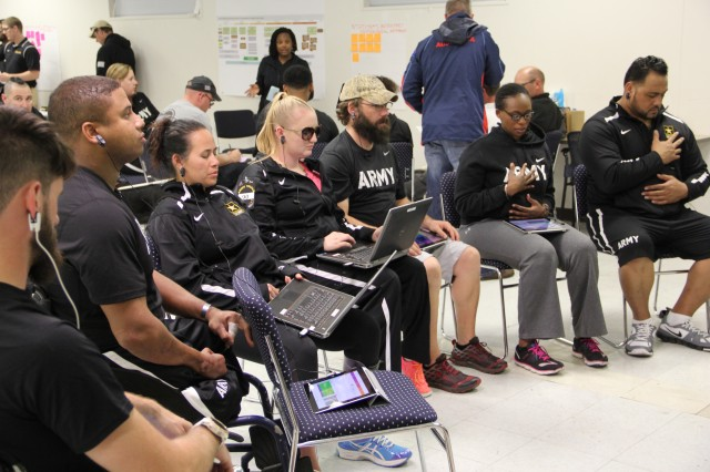 Army Trials Athletes Learn to Manage Energy, Increase Mental Focus