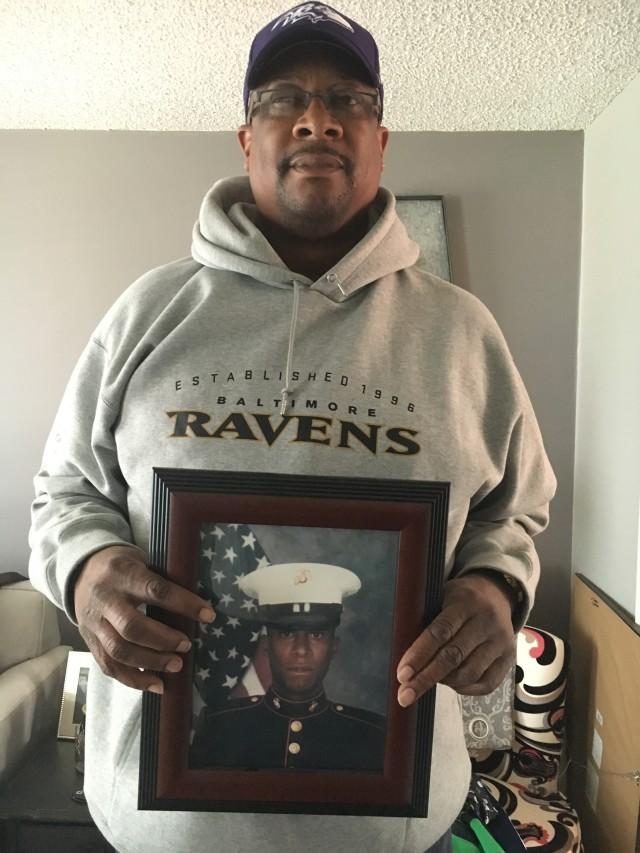 Ret. Staff Sgt. Alonzo Parker