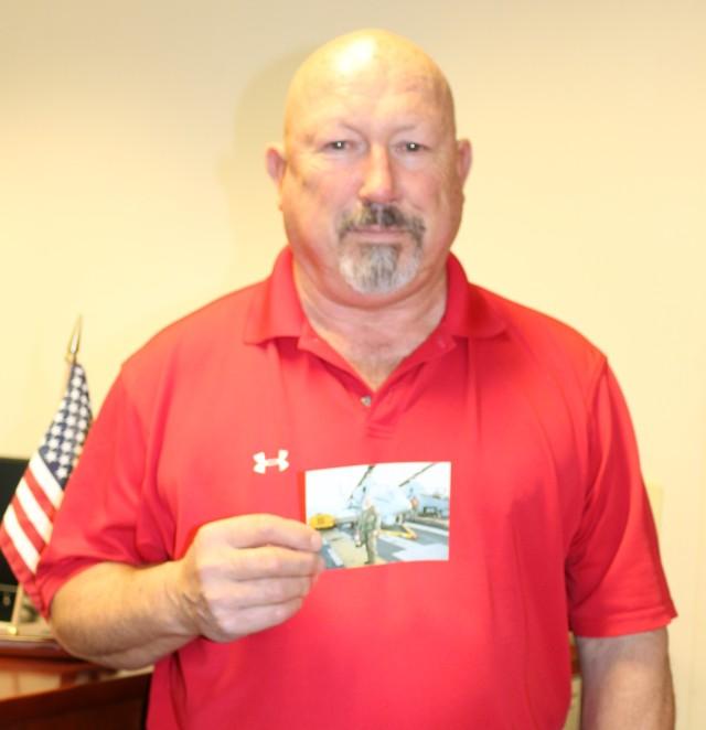 Ret. Marine Lt. Col. Norman Root