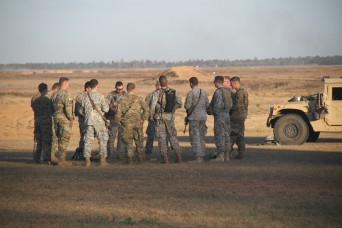 Soldiers of Troop B, 6th Squadron, 8th Cavalry Regiment, 2nd Infantry Brigade Combat Team, 3rd Infantry Division conducted ground mount qualification Feb. 21-25 at the multipurpose range complex, or MPRC, at Fort Stewart, Georgia.