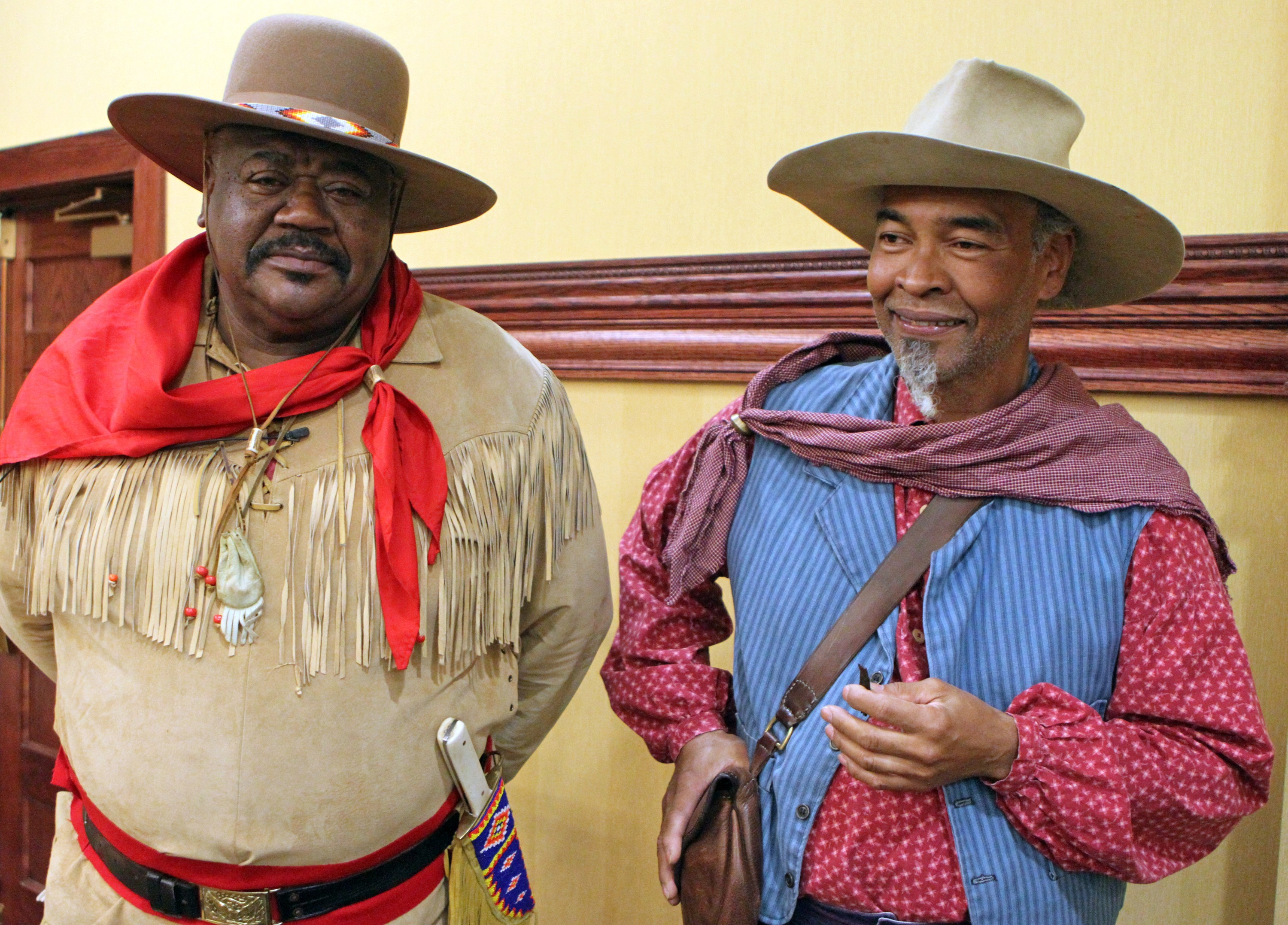 Soulful, sad story of an African-American cowboy | Article | The