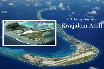 U.S. Army Garrison Kwajalein Atoll