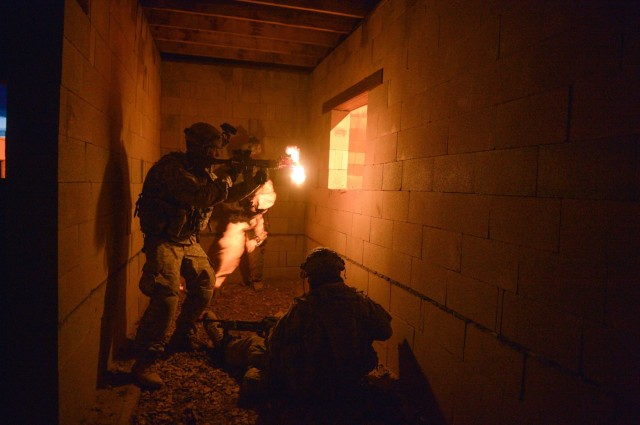 Brave Rifles execute decisive-action mission at NTC